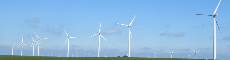 Photo of Wind Turbines in County Properties Slide Show